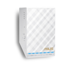 ASUS RP-AC52 Dual-band AC750 WiFi Range Extender Repeater Access Point
