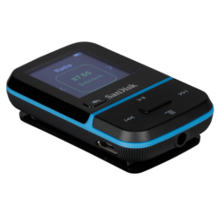 SanDisk Clip Sport Go MP3 player, 32GB